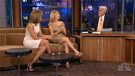 Kathie Lee and Hoda talk about bird poop facials on Jay Leno