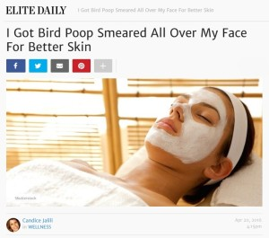 Elite Daily Geisha Facial April 2016