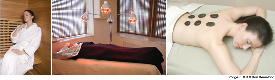 Winter Day Spa Package New York City