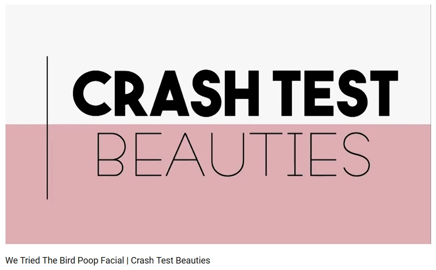 ipsy Crash Test Beauties Geisha Facial